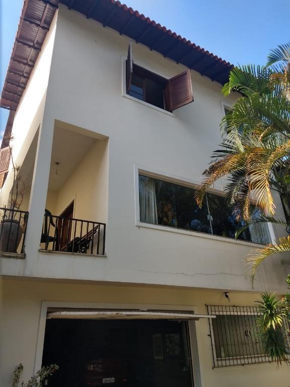 sobrado com 4 dormitórios à venda, 380 m² por r$ 1.480.000 - jardim franca - são paulo/sp - so1567
