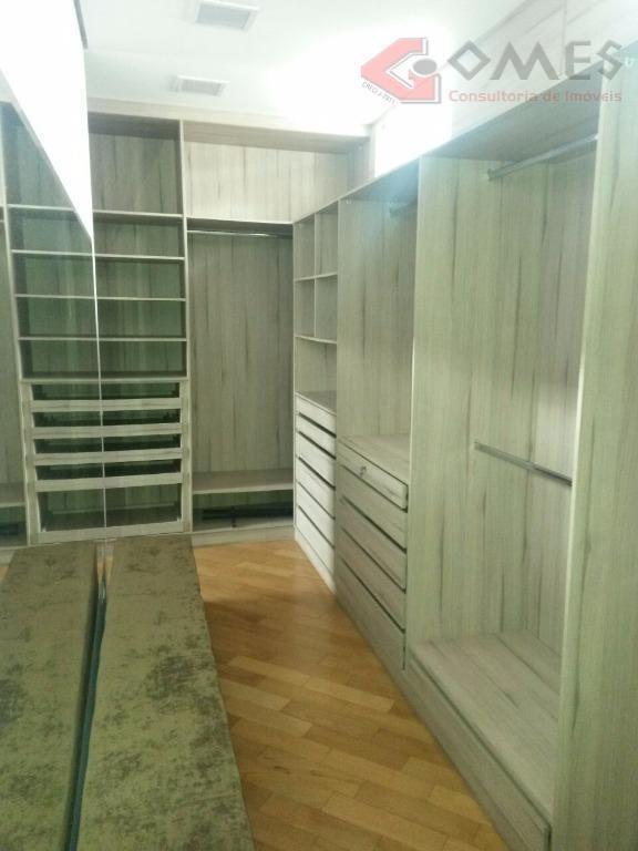 sobrado com 4 dormitórios à venda, 385 m² por r$ 1.500.000 - parque dos pássaros - são bernardo do campo/sp - so0616