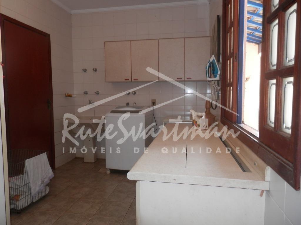 sobrado com 4 dormitórios à venda, 388 m² por r$ 800.000 - cidade universitária - campinas/sp - ca3273