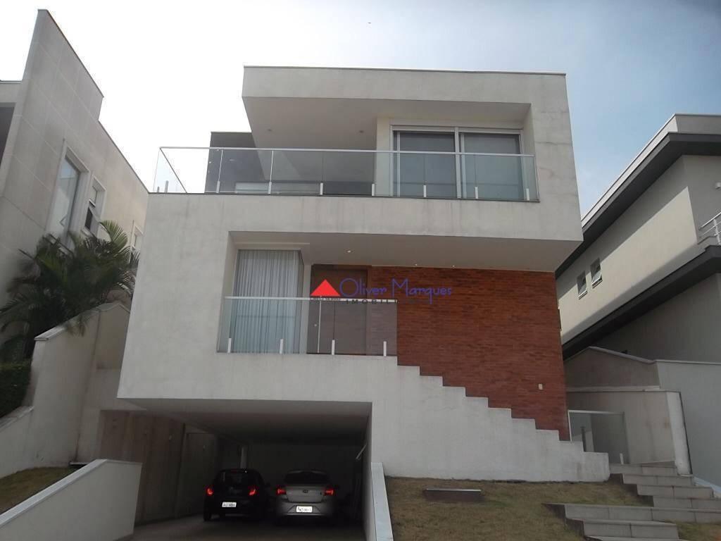 sobrado com 4 dormitórios à venda, 405 m² por r$ 2.850.000,00 - lorian boulevard - osasco/sp - so2087