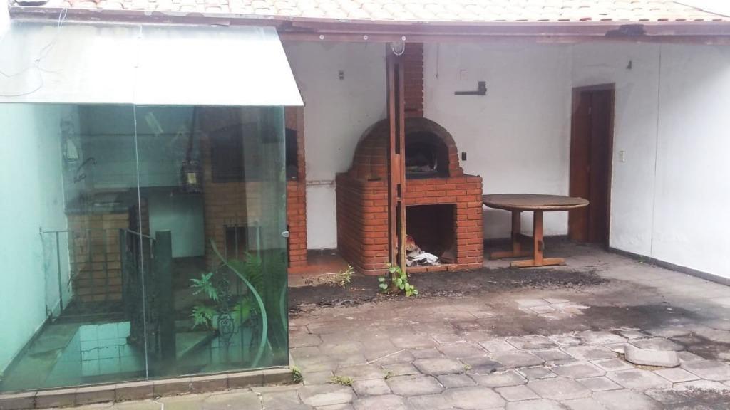 sobrado com 4 dormitórios à venda, 530 m² por r$  - parque dos pássaros - são bernardo do campo/sp - so0741