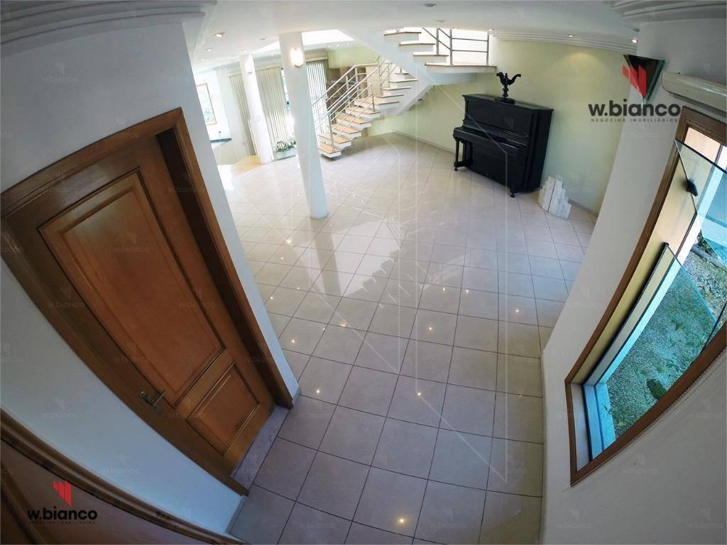 sobrado com 4 dormitórios à venda, 600 m² por r$ 2.300.000,00 - central park - são bernardo do campo/sp - so0383