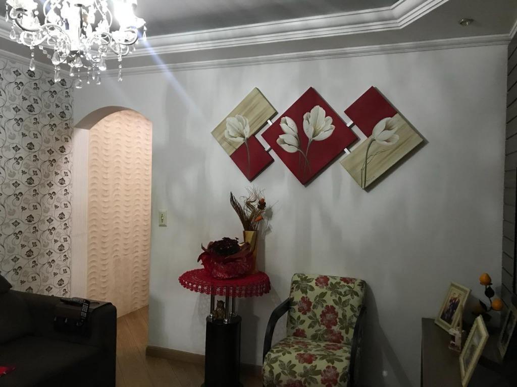 sobrado com 4 dormitórios à venda por r$ 600.000 - parque oratório - santo andré/sp - so0717