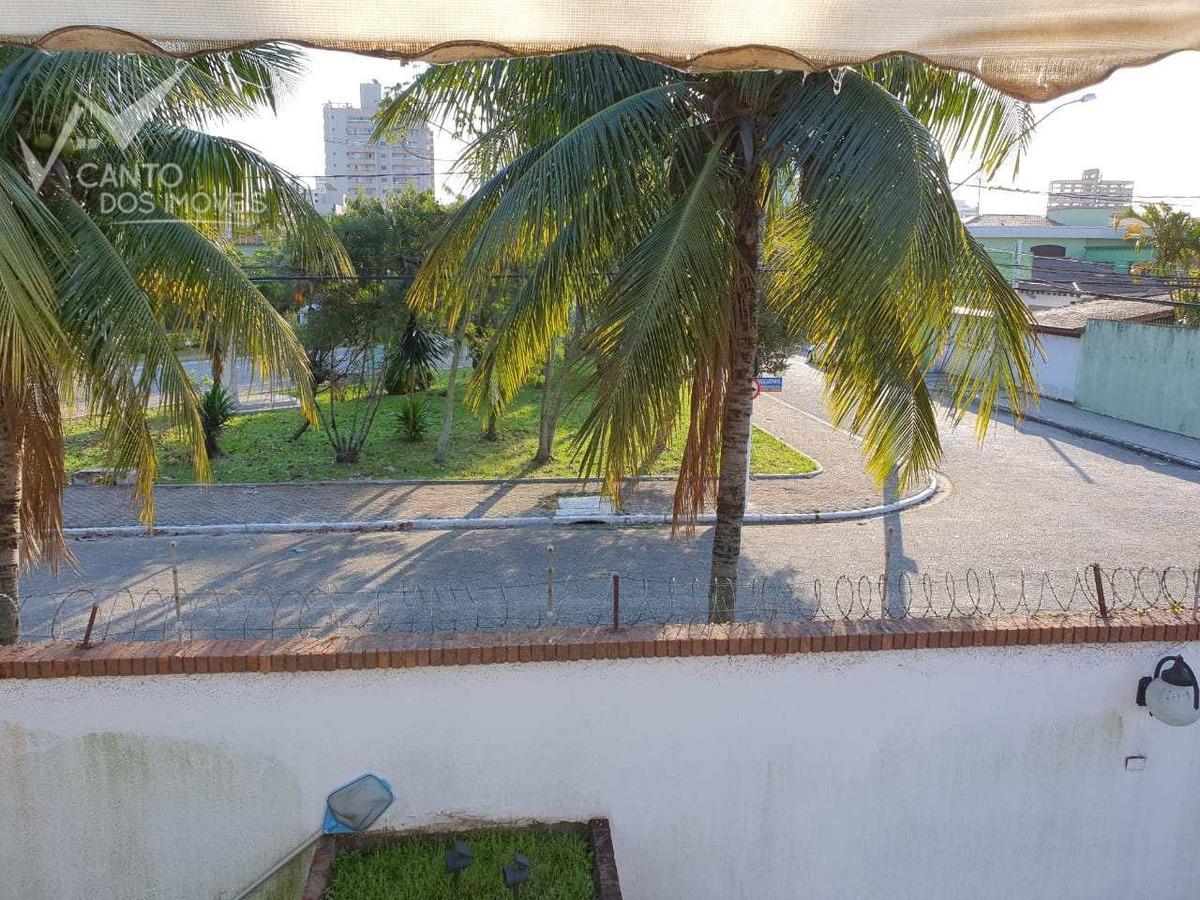 sobrado com 4 dorms, canto do forte, praia grande - r$ 2.5 mi, cod: 466 - v466