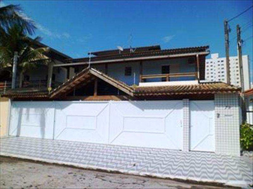 sobrado com 4 dorms, flórida, praia grande - r$ 1.200.000,00, 460m² - codigo: 300601 - v300601