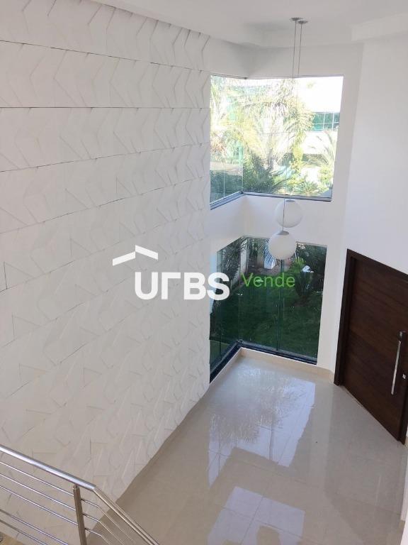 sobrado com 4 quartos à venda, 320 m² por r$ 1.350.000 - loteamento portal do sol i - goiânia/go - so0795