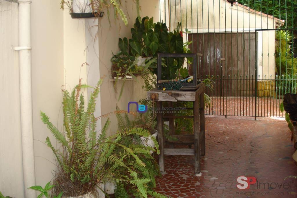 sobrado com 5 dormitórios para alugar, 500 m² por r$ 6.300/mês - brás - são paulo/sp - so1185