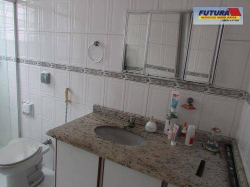 sobrado com 5 dormitórios à venda, 213 m² por r$ 1.300.000,00 - vila valença - são vicente/sp - so0226