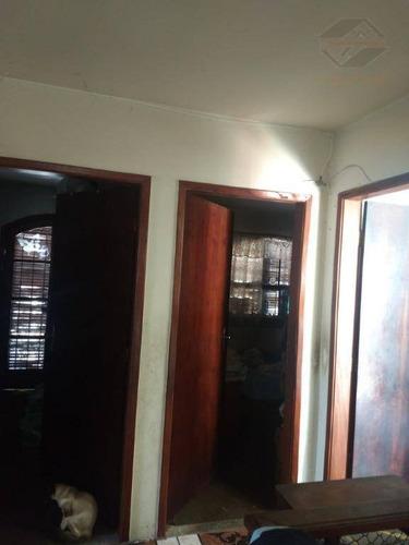 sobrado com 5 dormitórios à venda, 216 m² por r$ 689.000 - santana - são paulo/sp - so1232