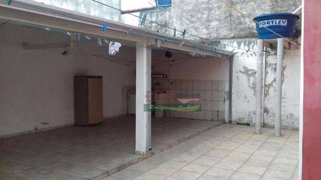 sobrado com 5 dormitórios à venda, 217 m² por r$ 420.000,00 - parque dos príncipes - jacareí/sp - so0593
