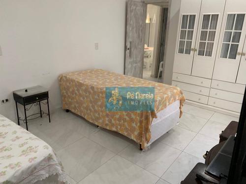 sobrado com 5 dormitórios à venda, 240 m² por r$ 1.550.000 - tr5f200s - canto do forte - praia grande/sp - so0003