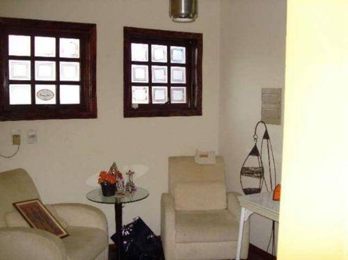 sobrado com 5 dormitórios à venda, 278 m² por r$ 675.000,00 - jardim das indústrias - são josé dos campos/sp - so0091