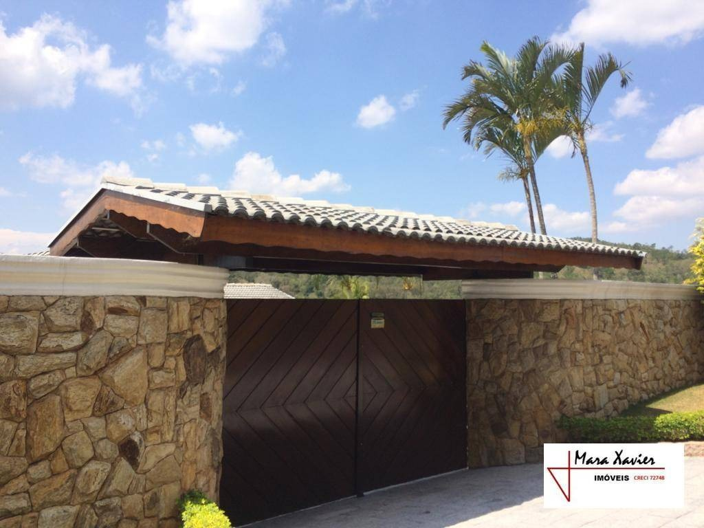 sobrado com 5 dormitórios à venda, 900 m² - condomínio chácaras do lago - vinhedo/sp - so0695