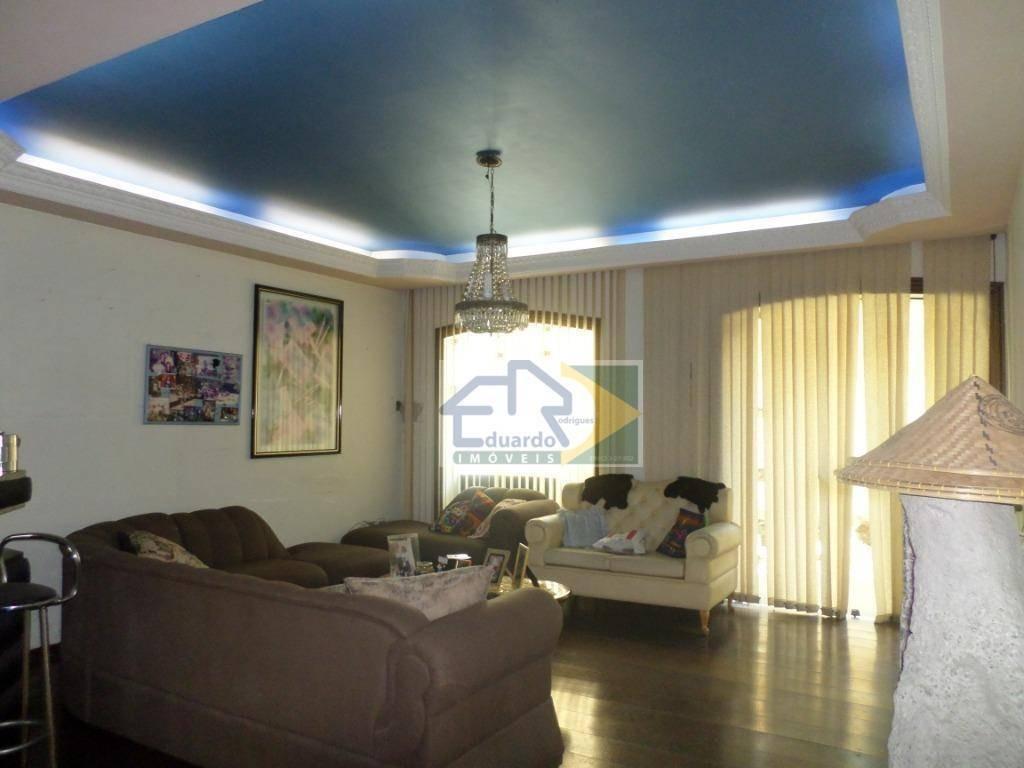 sobrado com 6 dormitórios para alugar, 905 m² por r$ 6.000/mês - parque santa rosa - suzano/sp - so0107