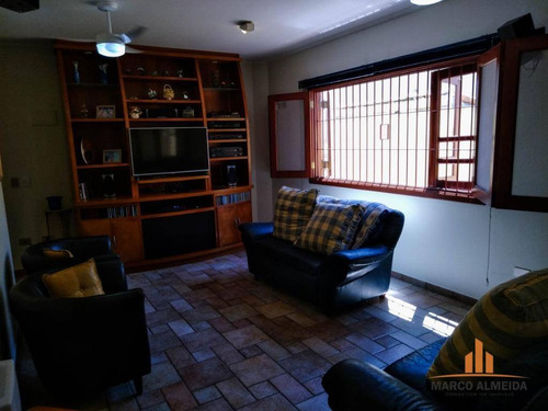 sobrado com 6 dormitórios à venda, 450 m² por r$ 1.000.000 - grandesp - itanhaém/sp - so0064
