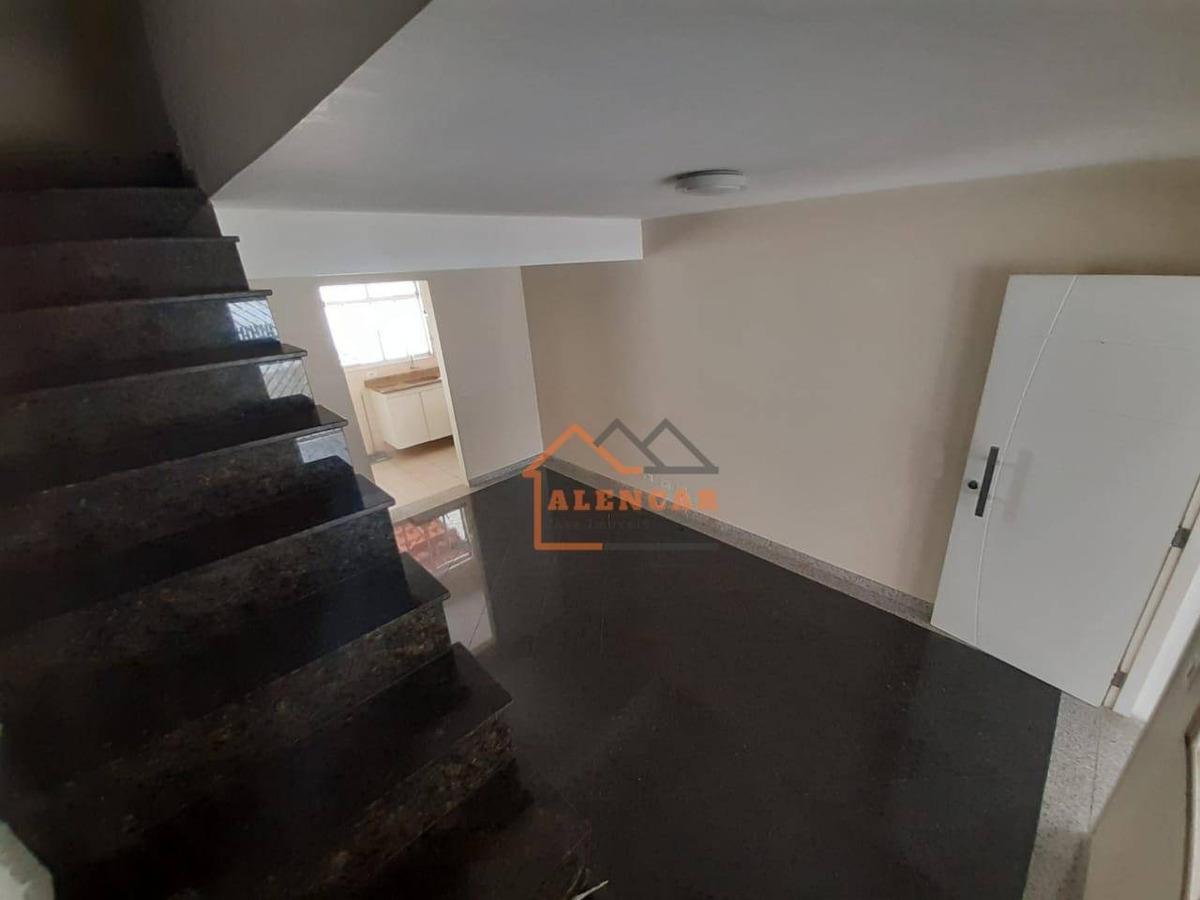 sobrado com excelente localização com 2 dormitórios a 200m da estação dom bosco à venda, 60 m² por r$ 265.000,00 - itaquera - são paulo/sp - so0171