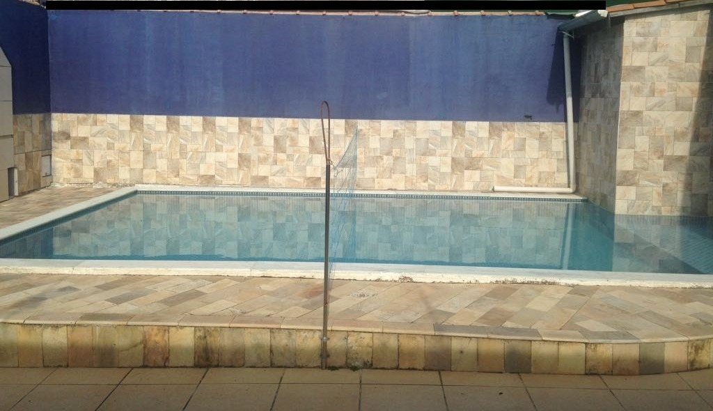 sobrado com piscina em peruibe  - financio  100%