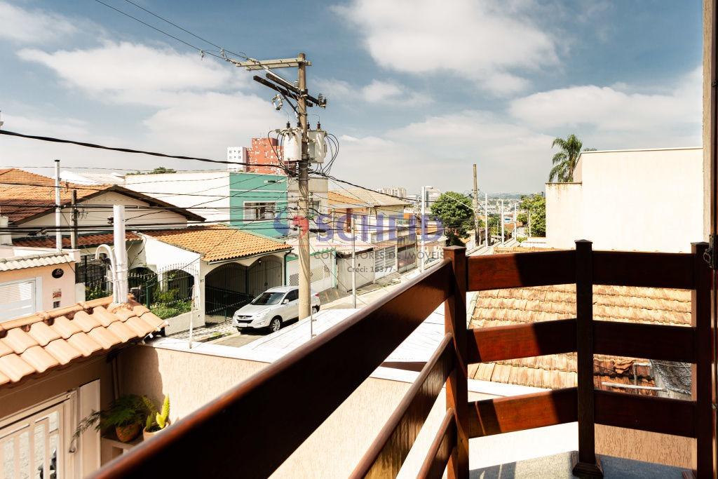 sobrado com sacada privativa e área gourmet com churrasqueira - mr68738