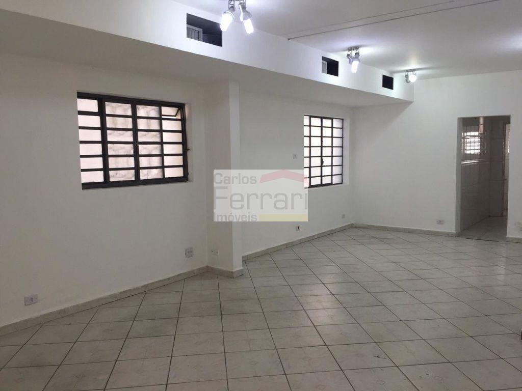 sobrado comercial com 12 salas para locação, por r$ 11.500 - cf23266