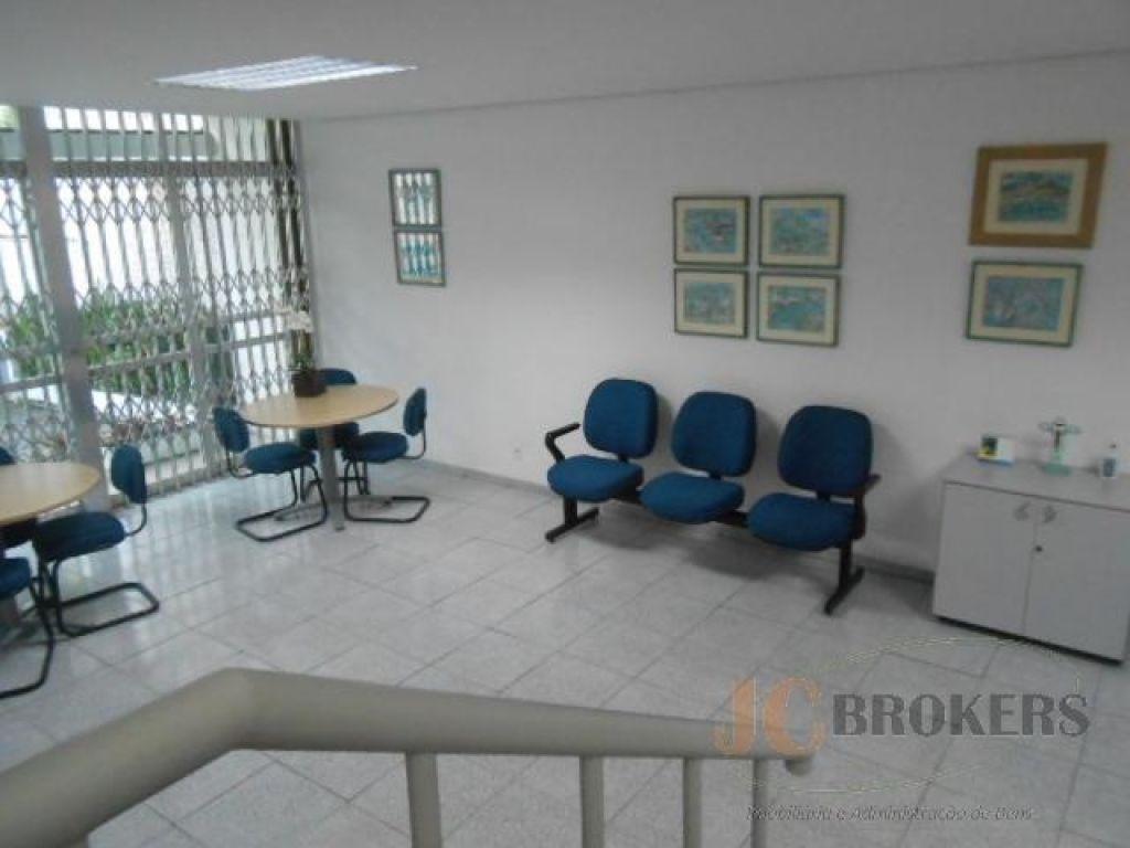 sobrado comercial e residencial com segurança, 280m² de área útil, 3 dormitórios, salão, 2 vagas. - jc509