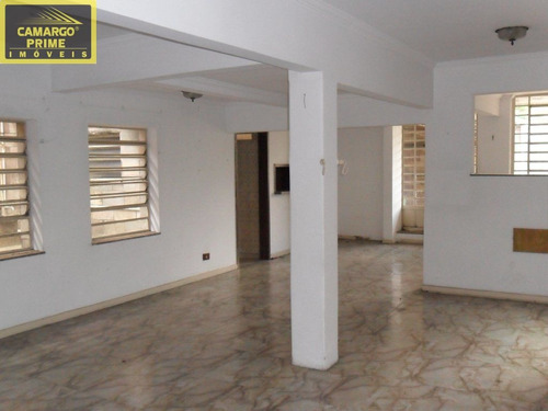 sobrado comercial e residencial locação e venda  perdizes com 433 metros - eb73543