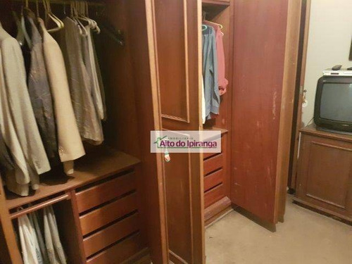sobrado comercial ou residencial com 4 dormitórios, sendo 1 suite, 271 m² - ipiranga - são paulo/sp - so0863