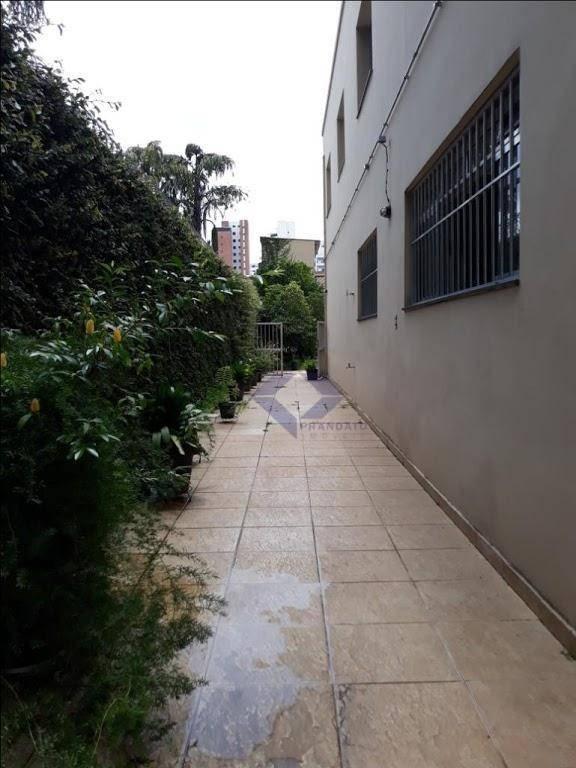 sobrado comercial ou residencial otima localização local nobre campo belo 4 quartos 6 carros - so0976
