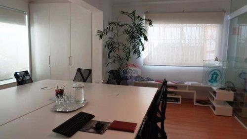 sobrado comercial para venda e locação, brooklin paulista, são paulo - so0464. - so0464