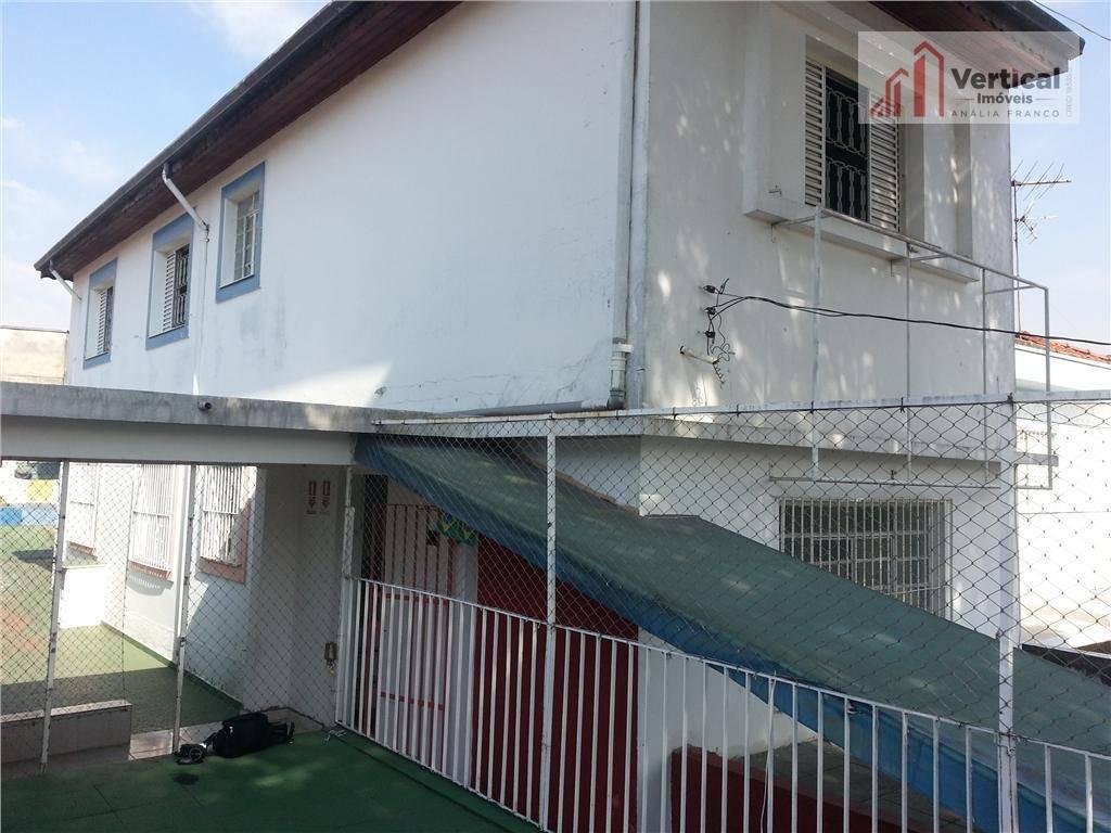 sobrado comercial para venda e locação, vila formosa, são paulo - so1237. - so1237