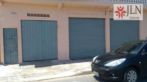 sobrado comercial à venda, vila suarão, itanhaém. - so0063