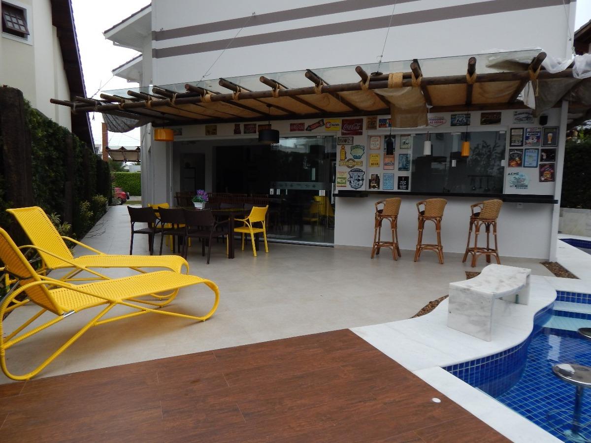sobrado condomínio bougainvillee a venda na praia de peruíbe