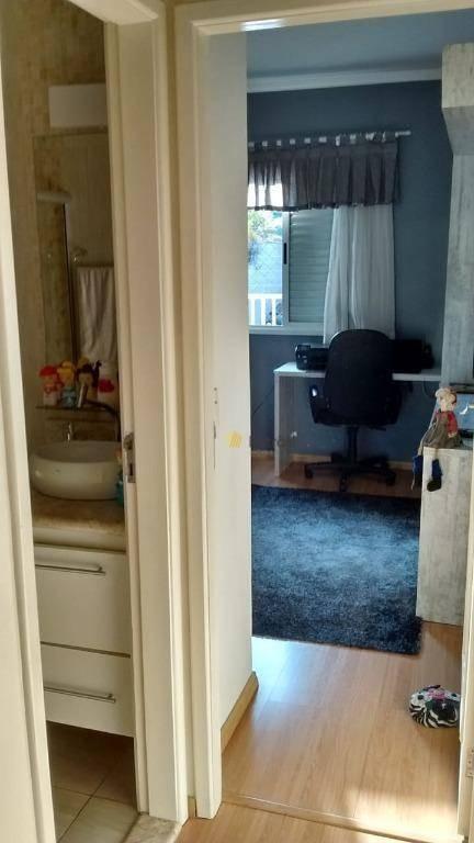 sobrado condomínio com 3 dormitórios, sendo 1 suíte e 2 vagas - nova petrópolis - são bernardo do campo/sp - so0812