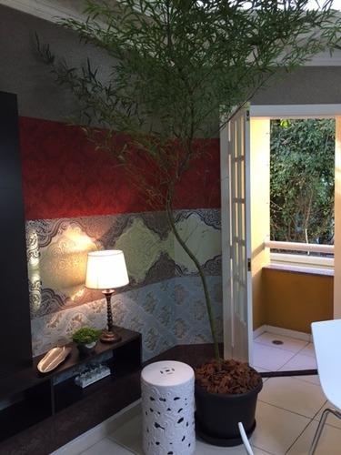 sobrado condomínio fechado 100 m² sto andré porteira fechada - 1219