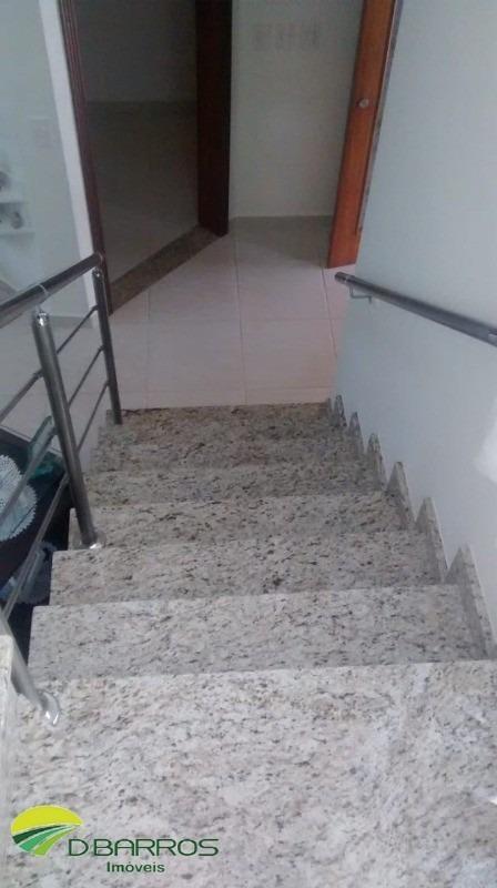 sobrado - condominio fechado - campos do conde i - segurança total - murado - lazer completo com clube interno - 4129 - 32757509