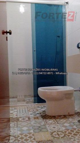sobrado condomínio fechado -  vila endres - codigo: so0172 -