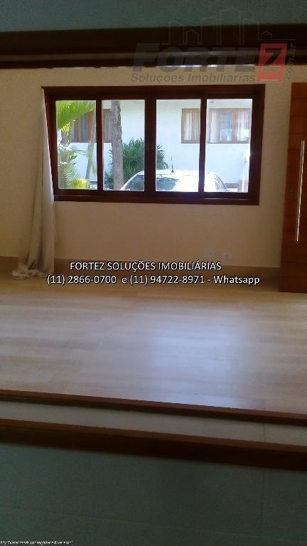 sobrado condomínio fechado -  vila endres - codigo: so0172 - so0172