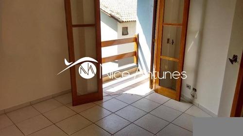 sobrado condomínio fechado, vila mazzei, a venda - 03 dorms, 02 vagas, lavabo - na11884