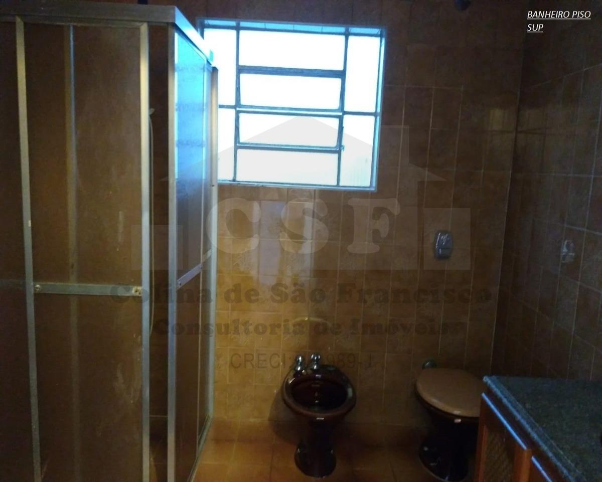 sobrado de 125m² 2 dormitórios osasco - ca04438 - 34313889