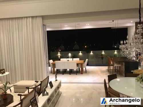 sobrado de alto padrão para venda no condomínio alphaville 2 - ca00476 - 4823307
