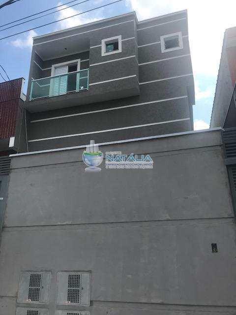 sobrado de condomínio com 2 dormitórios suítes na vila talarico - v62755