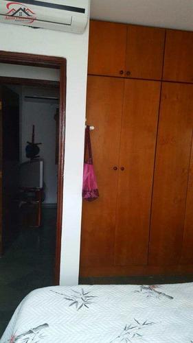 sobrado de condomínio com 2 dorms, enseada, guarujá - r$ 230 mil, cod: 461 - v461