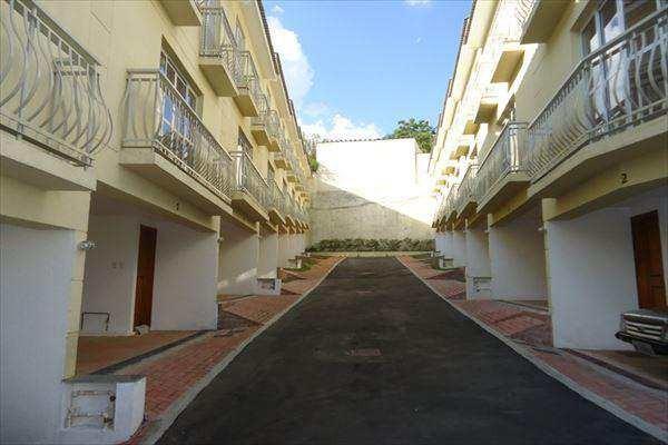 sobrado de condomínio com 3 dorms, jardim monte kemel, são paulo - r$ 500.000,00, 123m² - codigo: 1208 - v1208