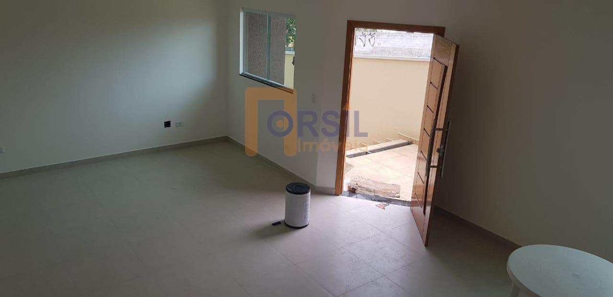 sobrado de condomínio com 3 dorms, vila oliveira, mogi das cruzes - r$ 350 mil, cod: 1399 - v1399