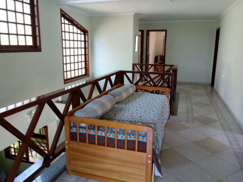 sobrado de condomínio com 5 dorms, vista linda, bertioga - r$ 1.46 mi, cod: 3305 - v3305