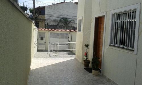 sobrado de condomínio fechado à venda na vila carmosina, itaquera - so9260