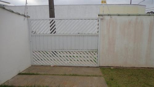 sobrado de esquina, no cibratel, em itanhaém - ref 3435