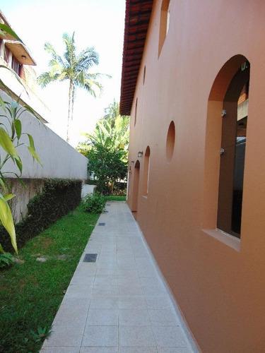 sobrado em alphaville, barueri/sp de 620m² 4 quartos para locação r$ 7.000,00/mes - so183620