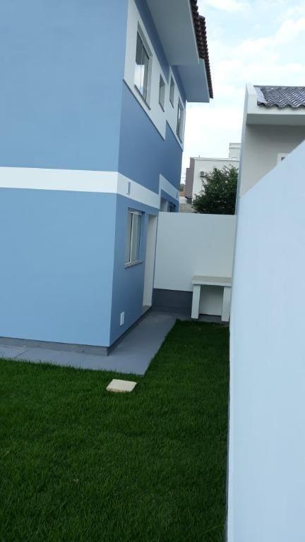 sobrado em bela vista, palhoça/sc de 66m² 2 quartos à venda por r$ 190.000,00 - so378661