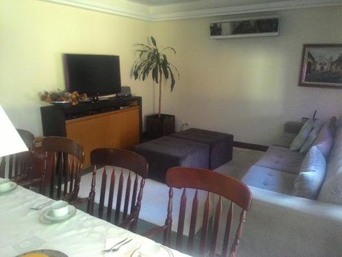 sobrado em boa vista com 4 dormitórios - lu268149