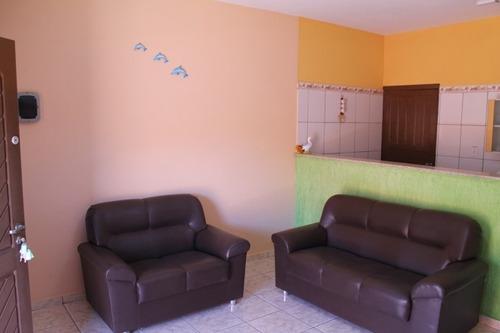 sobrado em condomínio - 1 suíte - 1 quadra da praia - 998